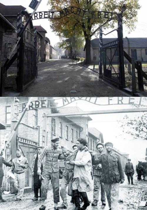 aniversario liberación de Auschwitz