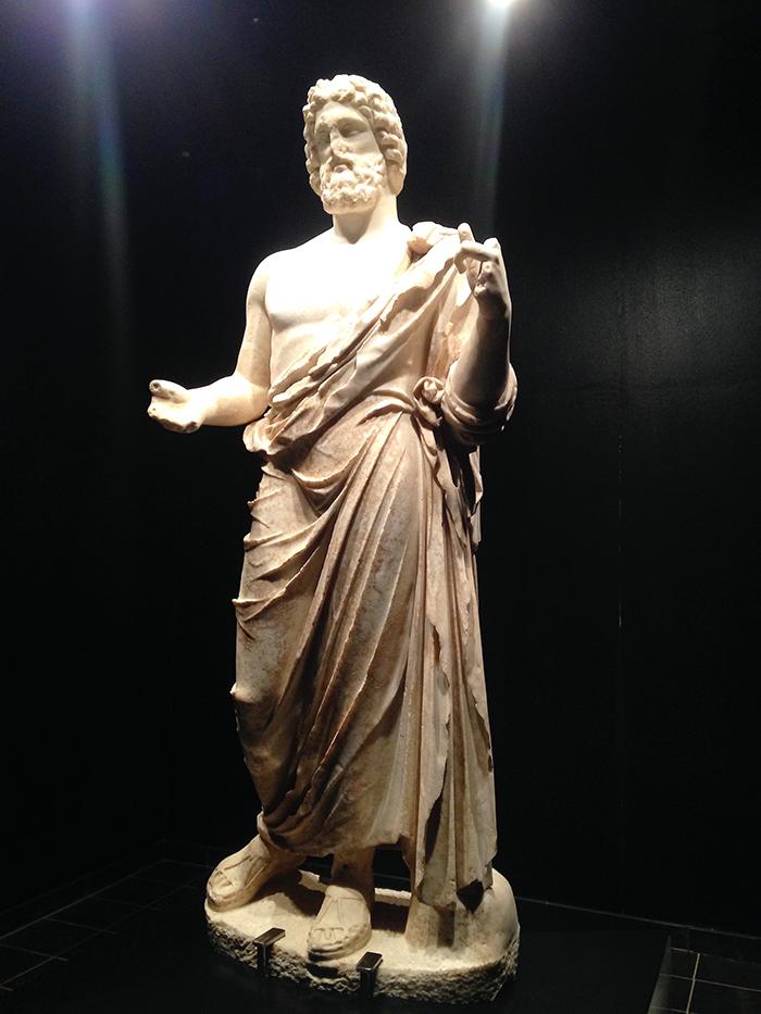 Dios Asclepio