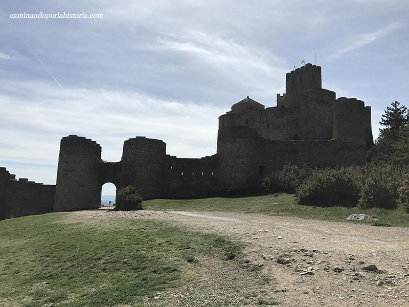 Loarre, el castillo románico mejor conservado de Europa