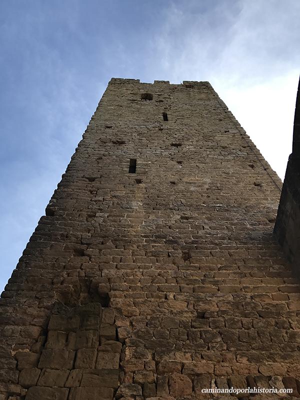 El castillo de Loarre, una puerta a la Edad Media.