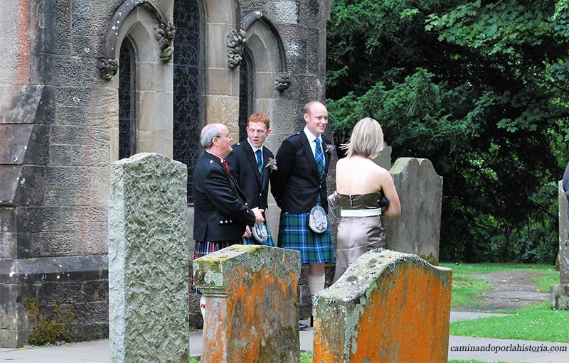 Historia de Menzies, el castillo de Escocia
