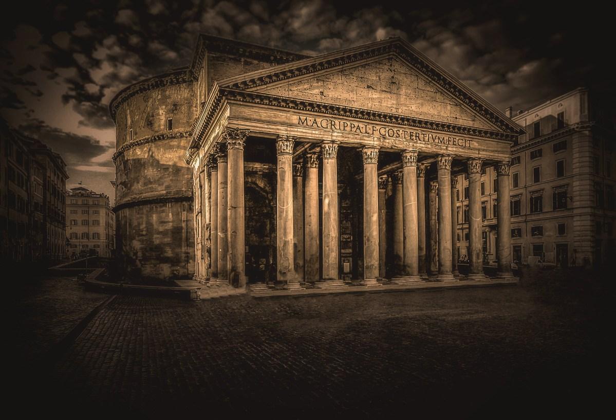 Ocho cosas que debes saber sobre el Panteón de Roma.