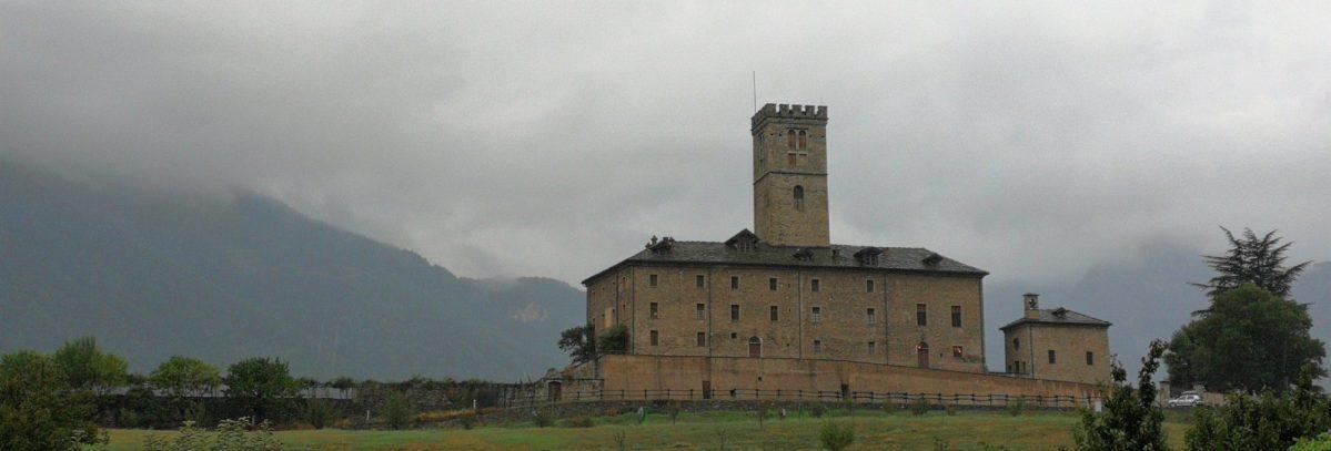 Castillo de Sarre, una historia con muchos cuernos.