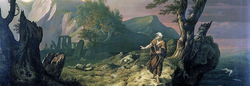 ¿Quién debe proteger el árbol celta de la vida?