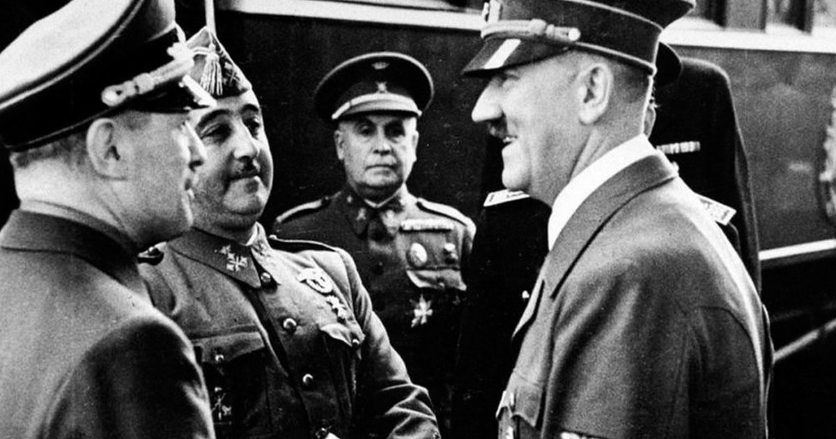 La Torre del Reloj de Jaca, la cárcel de Franco y Hitler durante la 2GM.