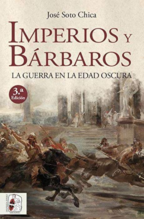 Genial publicación sobre los Bárbaros, avalada por Desperta Ferro, colabora con nosotros desde este enlace.