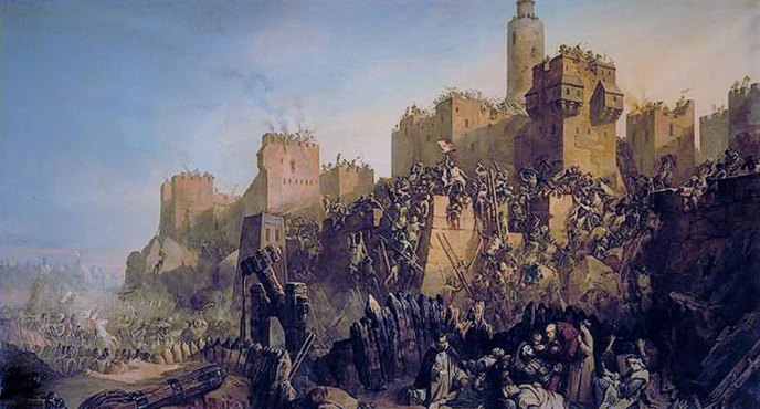 La toma de Jerusalén