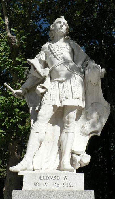Alfonso III Conquista o Reconquista