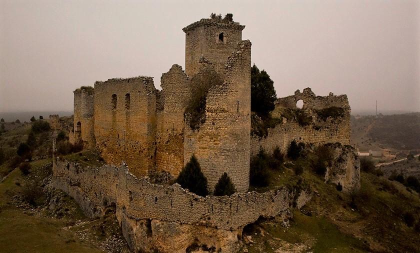 Castillo de Ucero (Soria)