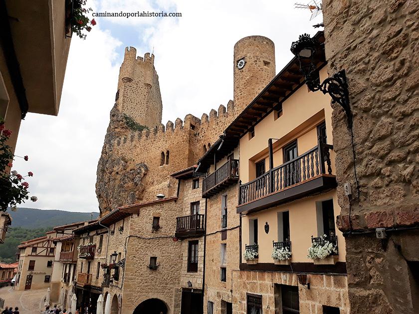 Frías (Burgos) caminando por la historia