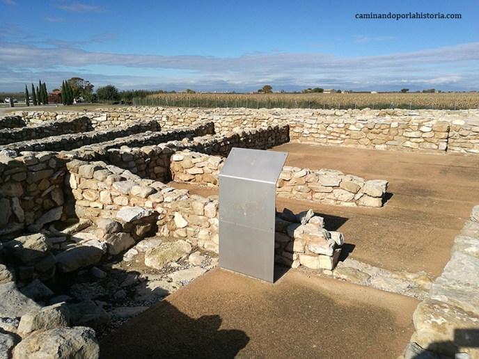 El recinto religioso de Vilars d'Arbeca