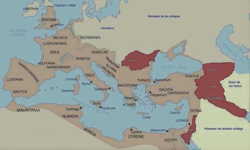 El Imperio de Trajano