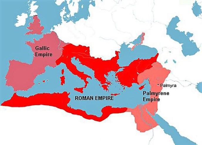 El Imperio durante la crisis del siglo III