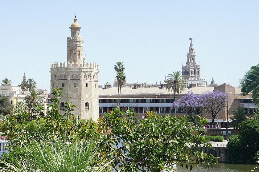 La Sevilla almohade, el sueño del rey Lobo.