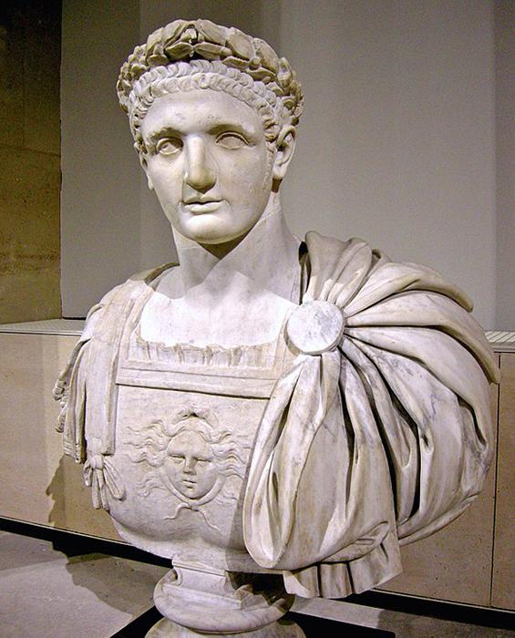 Domiciano, dinastía Flavia