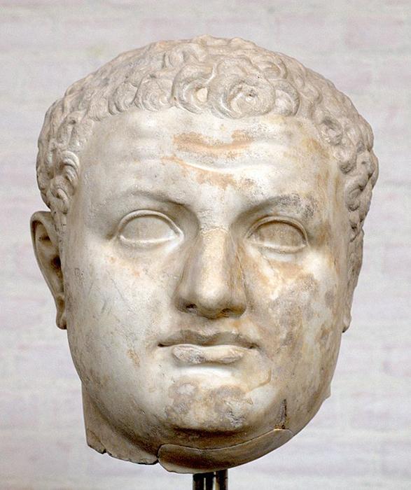 Tito dinastía Flavia