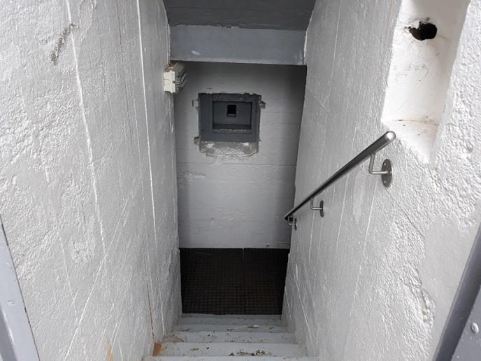 Bajada al bunker