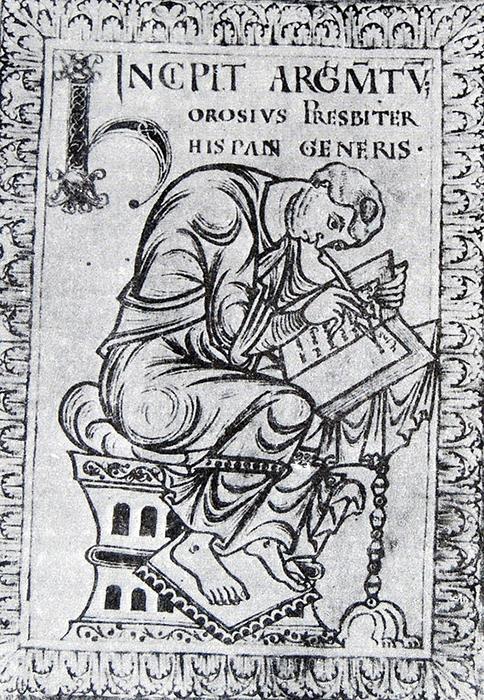 El sacerdote Osorio