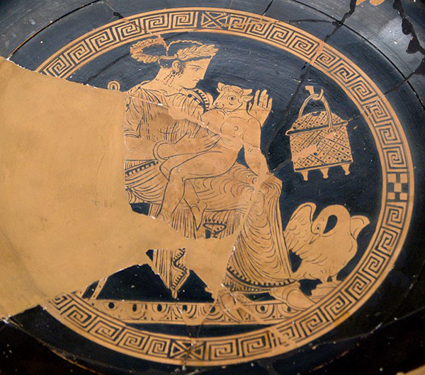 Parsifae y el Minotauro