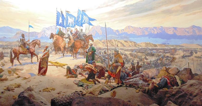 batalla de Mantzikert