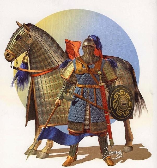 Catafracto bizantino