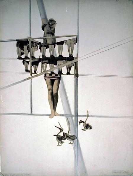 Agility: Orientation (Lazlo Moholo-Nagy)