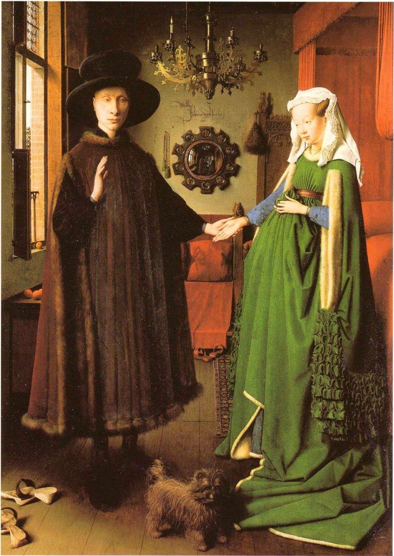 il-ritratto-dei-coniugi-arnolfini-di-jan-van-eyck