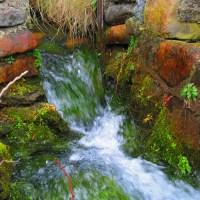 Añón de Moncayo, el paraíso del agua