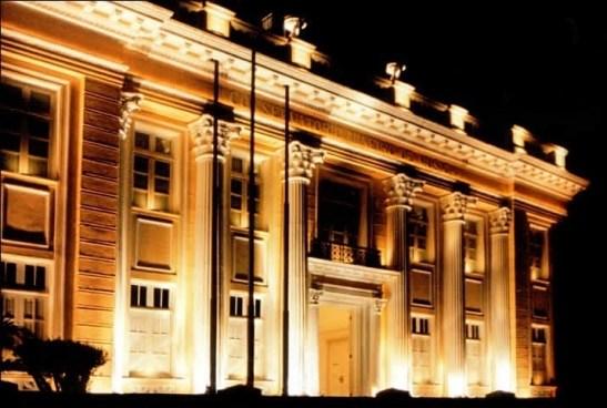 Conservatorio ufmg a noite
