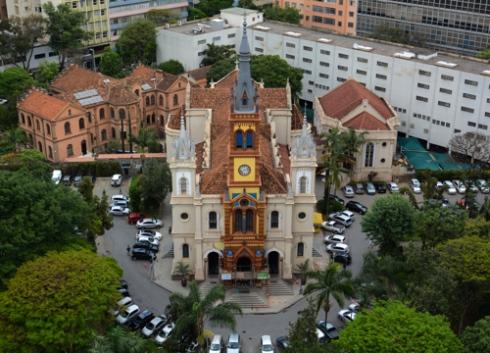 igreja sao jose com alameda