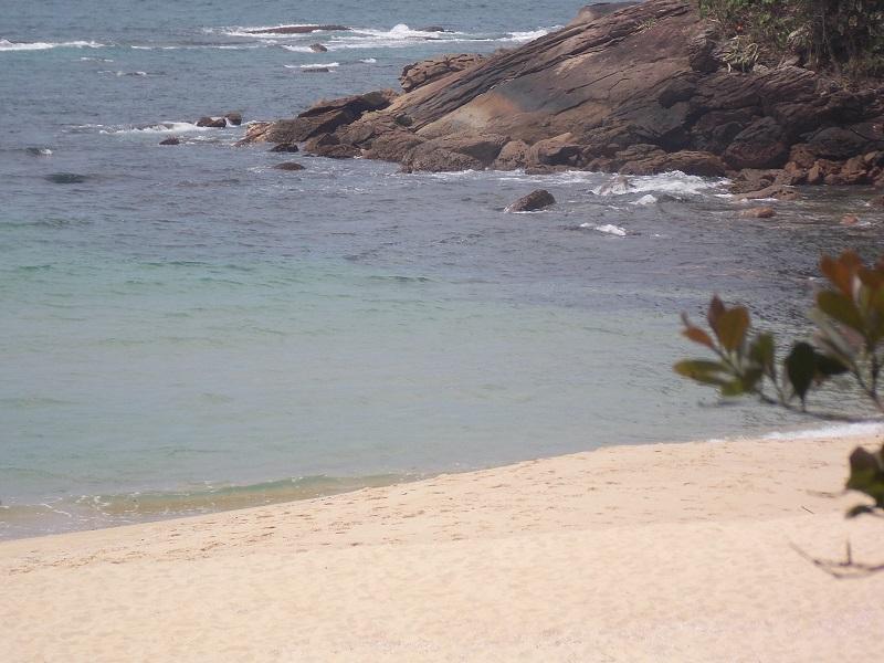 trindade e suas belezas naturais foto de praia deserta - Trindade. Belezas naturais praias e cachoeiras em harmonia.
