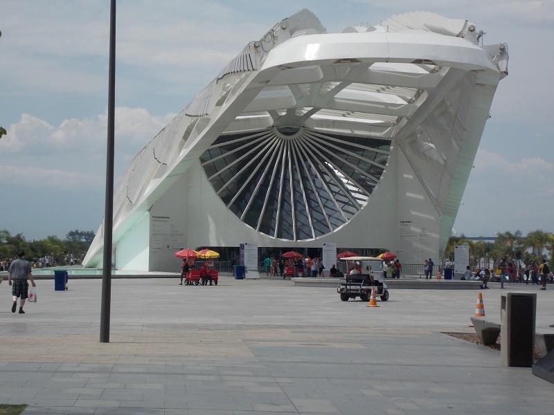 museu do amanha calor - Museu do Amanhã e centro do Rio de janeiro. Lindo.