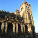 Kathedrale von Porto Sé do Porto. Startpunkt meiner Pilgerreise.