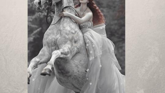 Epona, Deusa gaulesa da maternidade, fertilidade, abundância e cavalos