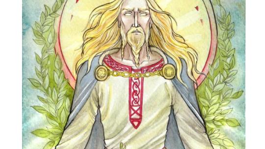 Baldur / Baldr / Balder, o Deus Brilhante