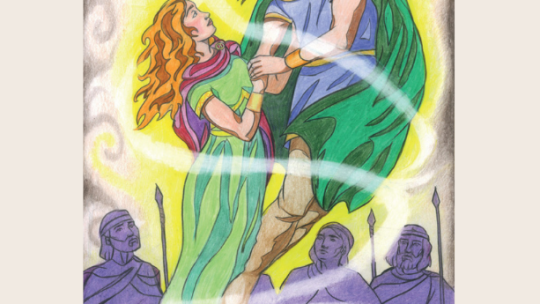 Midir e Étain: a força de um amor que sobrepujou a morte