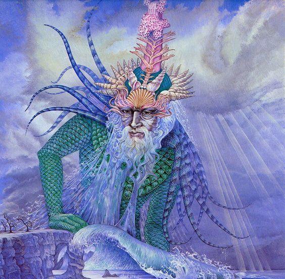 Llyr, o Deus galês do Submundo / Outro Mundo