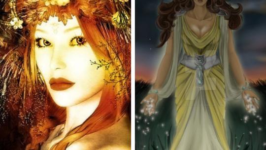 Modron e Matrona: Deusas celtas ligadas à maternidade