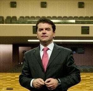 Diretor do Teatro José Lúcio daSilva