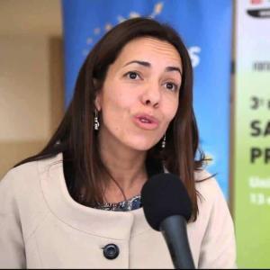 Vice-Reitora para a Cultura e Comunicação da Universidade de Coimbra