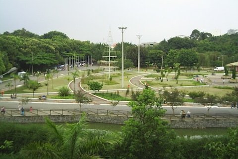 Parque Chico Mendes, em São Caetano do Sul