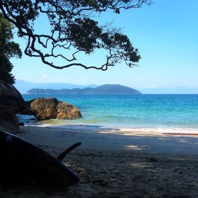 Praia das Sete Fontes, Praia do Lázaro e Praia do Costa