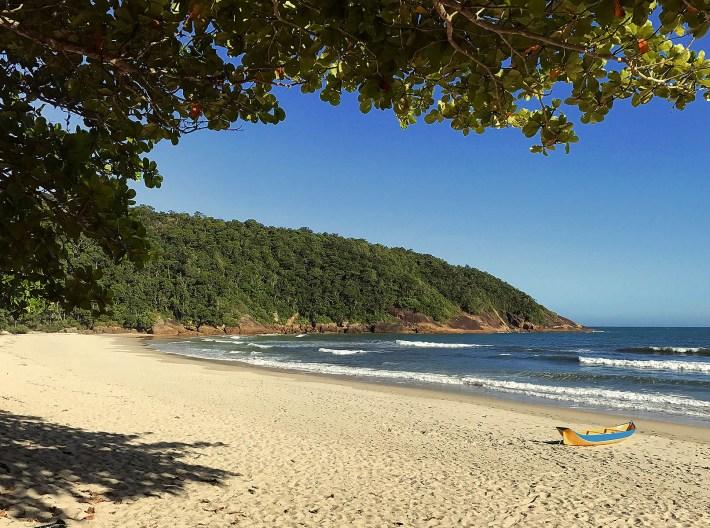Martim de Sá, paraíso escondido no litoral sul de Paraty - RJ