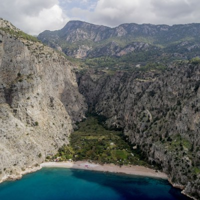 Butterfly Valley, Riviera Turca