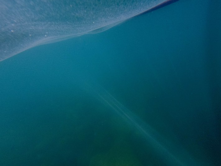 Os mistérios do mar