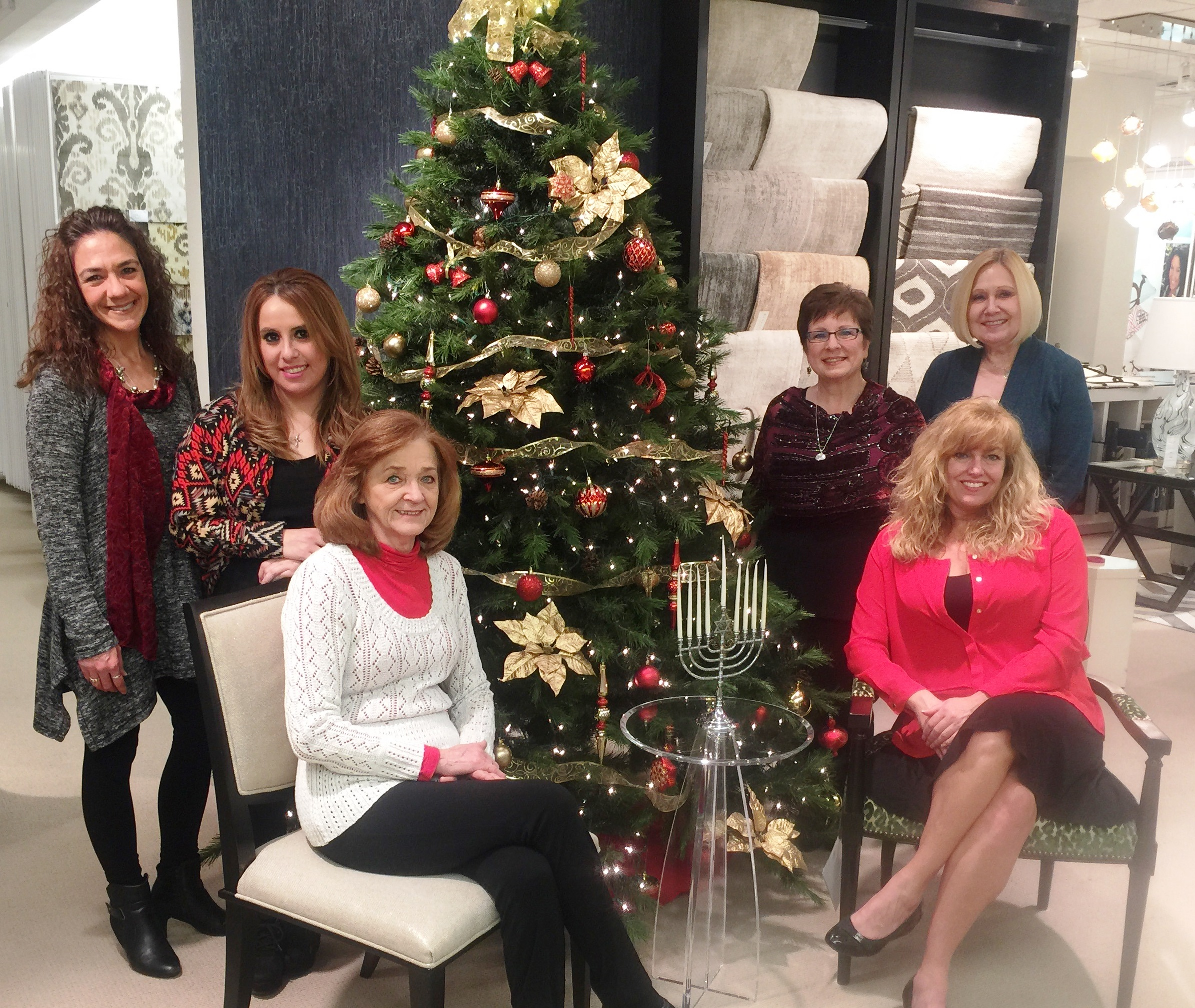 Arlington Heights Kravet Staff