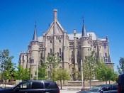 アストルガガウディ教会