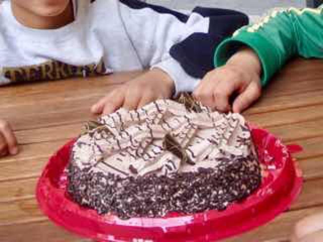 パンプローナチョコケーキ