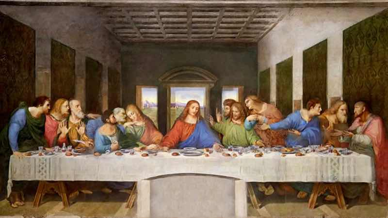 カミーノ ヤコブ 最後の晩餐