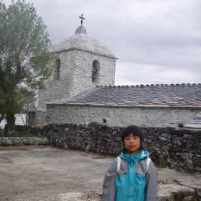 527 カミーノ オスピタルデコンデサ 教会